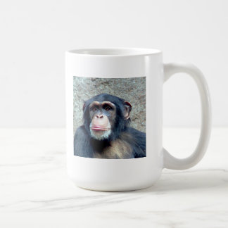 Kamil Abi - chimpancé Tazas De Café