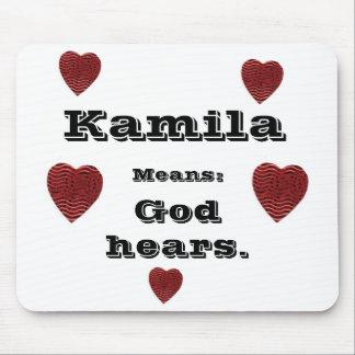 Kamila Mousepad