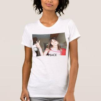 Kamloops Husky 022, PEACE T-Shirt