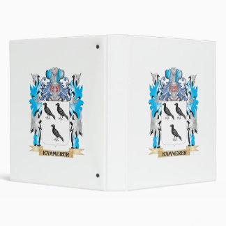 Kammerer Coat of Arms - Family Crest 3 Ring Binder