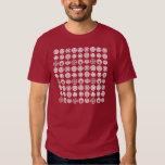kamon pattern2 tee shirt
