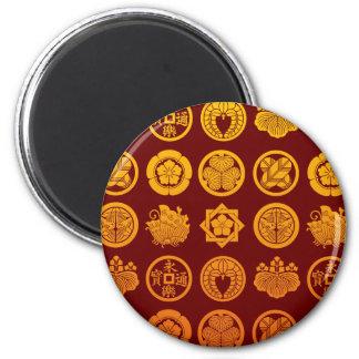 kamon pattern5 magnets