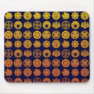 kamon pattern5 mousepad