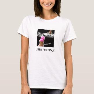 kampana,  ice cream, USER FRIENDLY T-Shirt