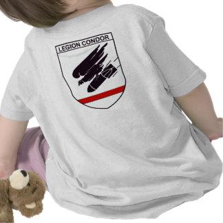 Kampfgeschwader 53 Legion Condor T-shirts