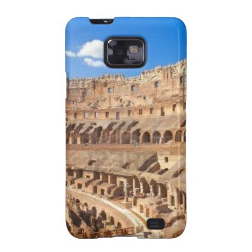 [KAN.K] .JPG Italia-Roma--antiguo-collosseo Samsung Galaxy S2 Funda