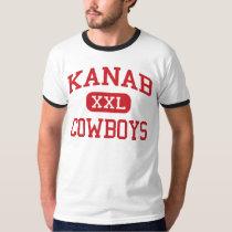 Kanab - Cowboys - Kanab High School - Kanab Utah T-Shirt