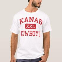 Kanab - Cowboys - Kanab Middle School - Kanab Utah T-Shirt