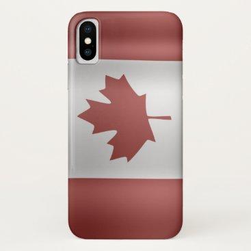 Kanada / Canada iPhone X Case