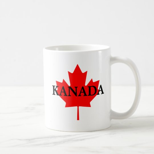 Kanada Coffee Mug