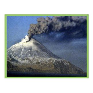 Kanaga Volcano, Kanaga Island, Aleutians Postcard
