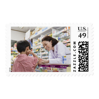 kanagawa, Japón 2 Sello Postal