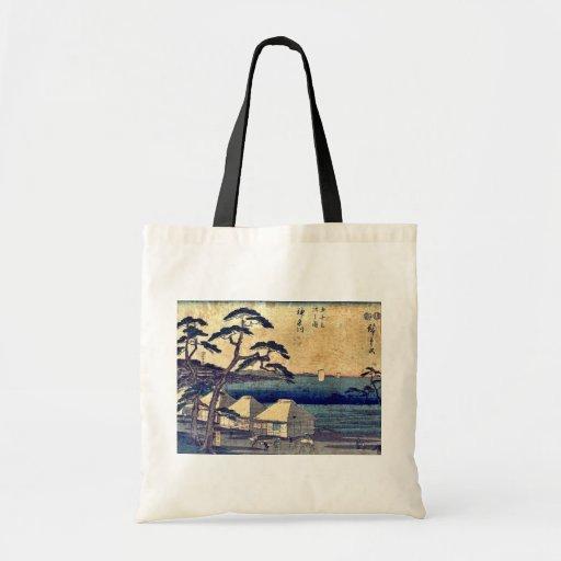 Kanagawa Ukiyo-e. Bolsa