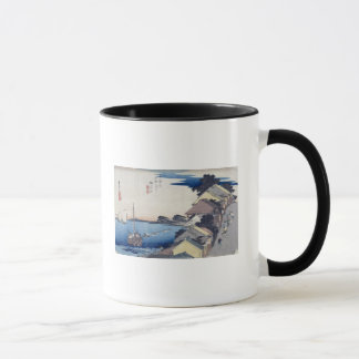 Kanagawa: View of the Ridge Mug