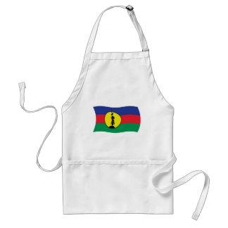 Kanak People Flag Apron