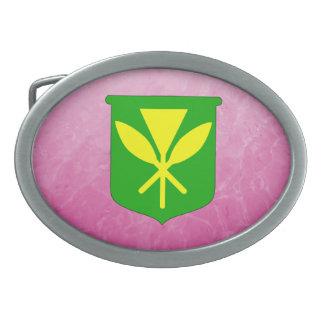 Kanaka Maoli Belt Buckles