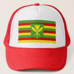 kanaka maoli flag hat
