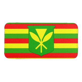 Kanaka Maoli Flag iPhone 5 Pouch