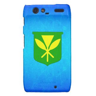 Kanaka Maoli Motorola Droid RAZR Funda