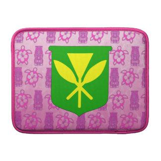 Kanaka Maoli MacBook Sleeve