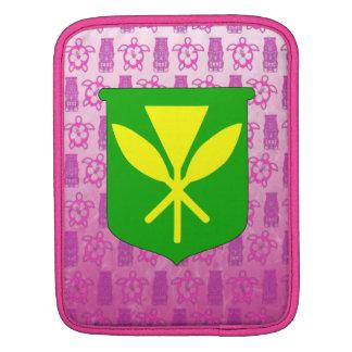 Kanaka Maoli iPad Sleeve