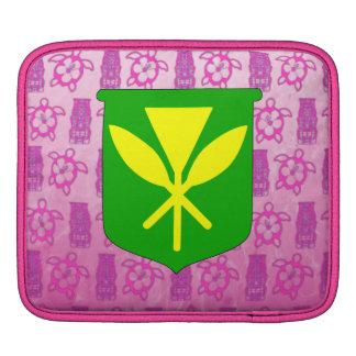 Kanaka Maoli iPad Sleeves