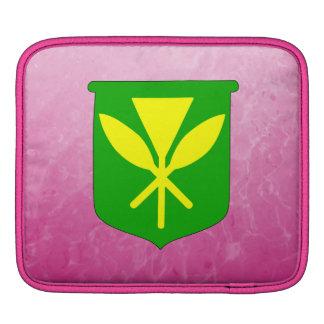 Kanaka Maoli Sleeve For iPads