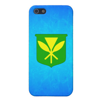 Kanaka Maoli iPhone 5/5S Cover