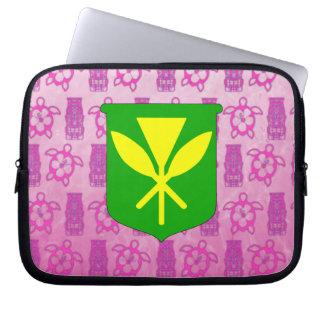 Kanaka Maoli Laptop Sleeve