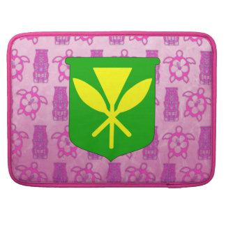 Kanaka Maoli MacBook Pro Sleeve
