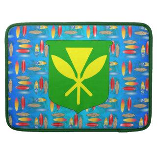 Kanaka Maoli Surfboards Sleeves For MacBooks