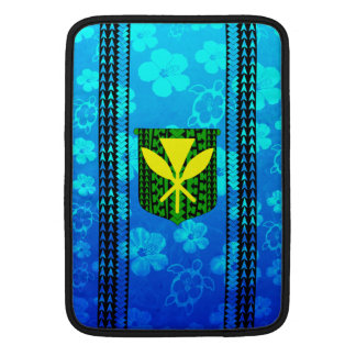 Kanaka Maoli Tribal MacBook Sleeves