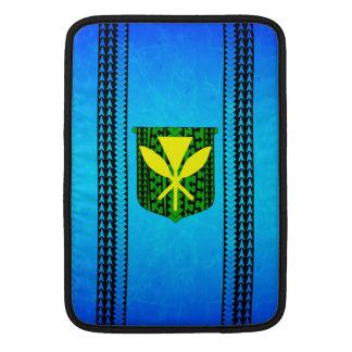 Kanaka Maoli Tribal MacBook Air Sleeves