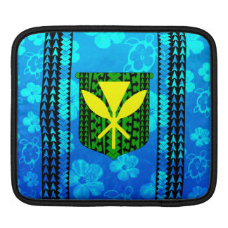 Kanaka Maoli Tribal Sleeves For iPads