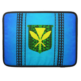 Kanaka Maoli Tribal Sleeves For MacBook Pro