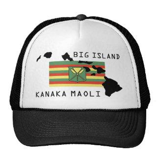 KANAKA MAOLI TRUCKER HAT