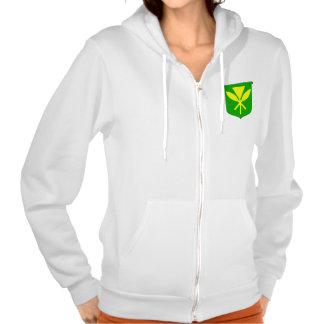 Kanaka Maoli Hooded Sweatshirt