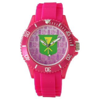 Kanaka Maoli Wrist Watch