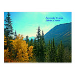 Kananaskis Country Canada God's Country! Post Card