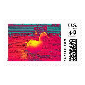 kanar timbre postal
