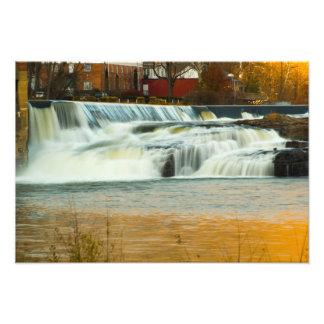 Kanawha Falls, West Virginia Photo Print