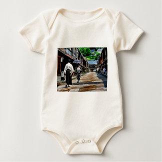 Kanazawa Baby Bodysuit