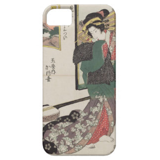 Kanbara: Kaoyo of the Tamaya iPhone SE/5/5s Case