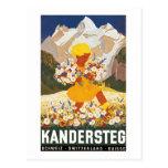 Kandersteg Post Card
