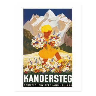 Kandersteg Postcard