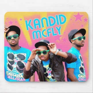 Kandid McFly Mouse Pad