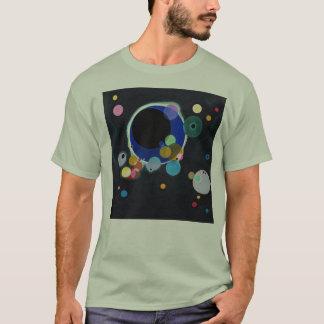 Kandinskij - varios círculos playera