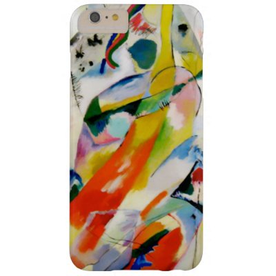 Kandinsky1914 Wall Panel Barely There iPhone 6 Plus Case