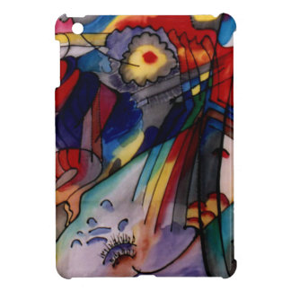 Kandinsky 1913 Abstract Painting Cover For The iPad Mini