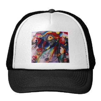 Kandinsky 1913 Abstract Painting Trucker Hat